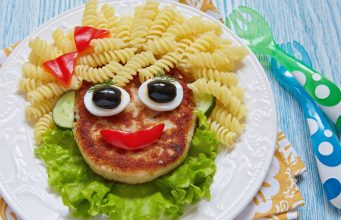 bambini e sana alimentazione