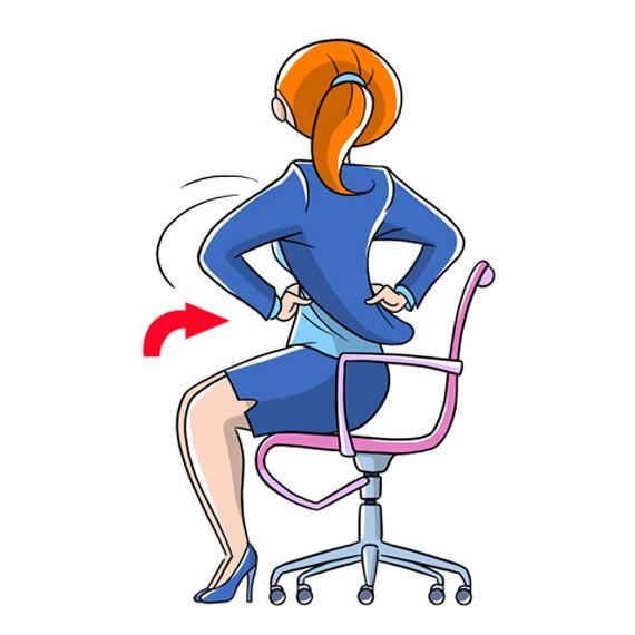 rimani in forma con Melarossa anche in ufficio