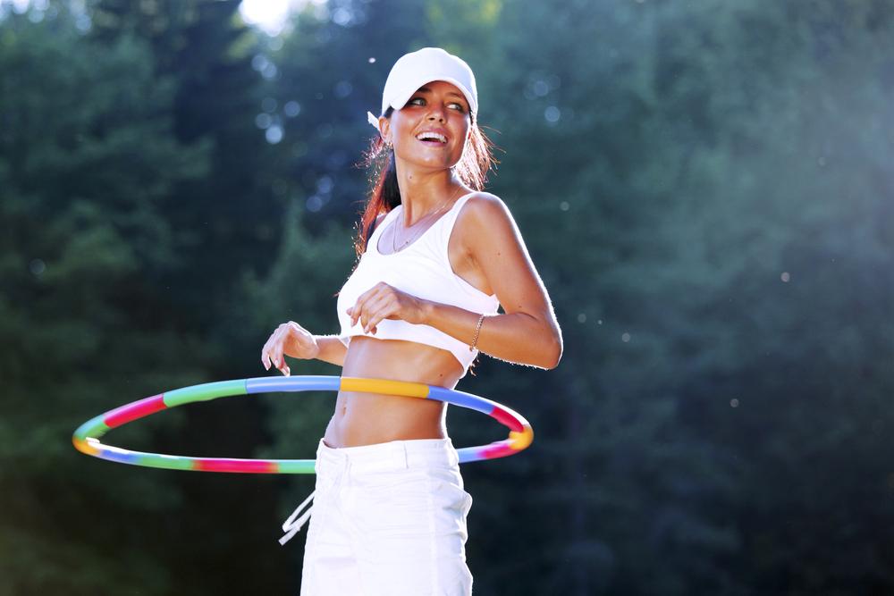 Hula Hoop per ritrovare la forma