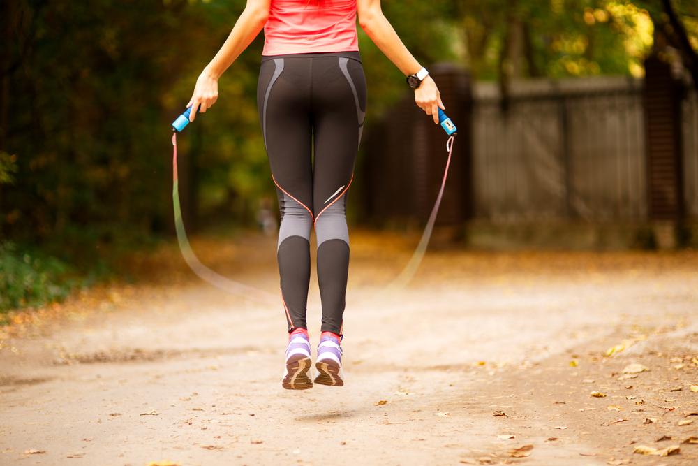 saltare con la corda