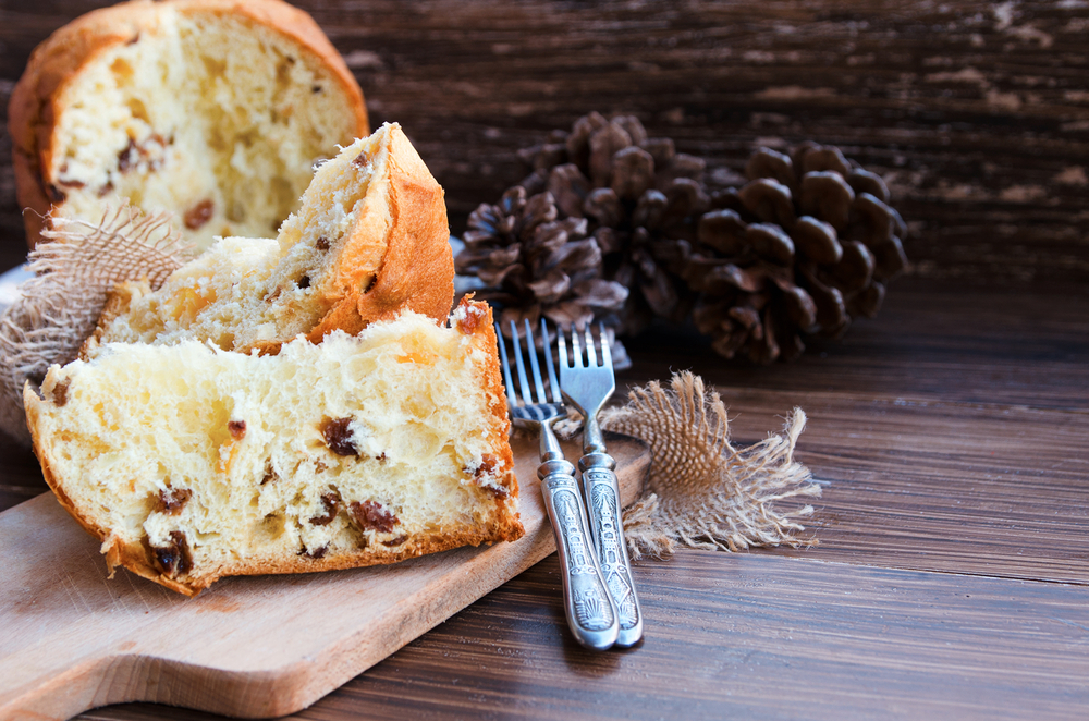 ricetta panettone light all'olio d'oliva