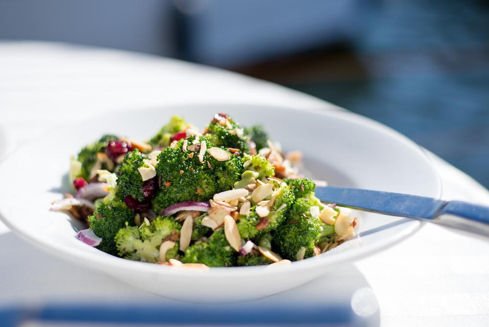 Alimentazione e tumori: i broccoli