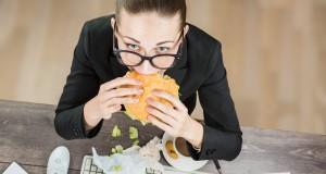 dieta pericolo sgarro in ufficio