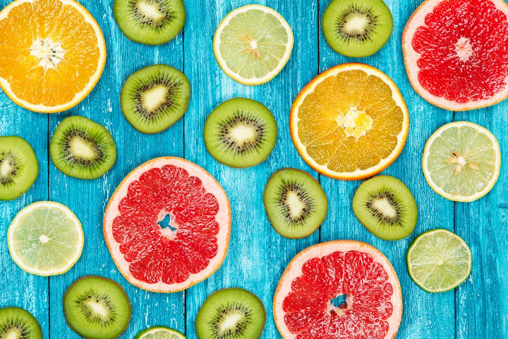 Alimentazione e tumori: agrumi e kiwi