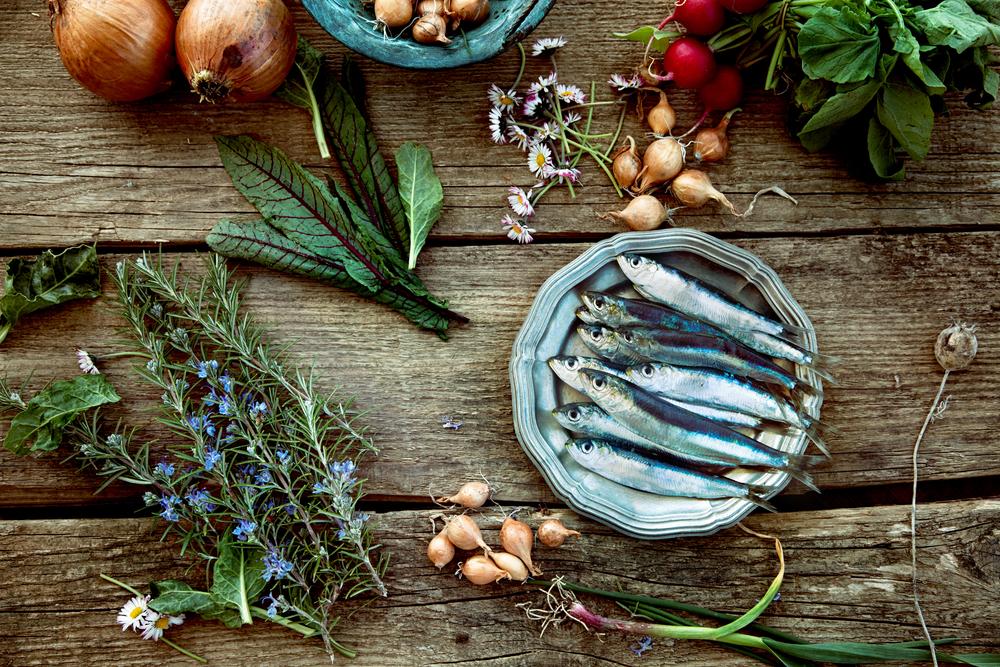 Alimentazione e tumori: pesce azzurro