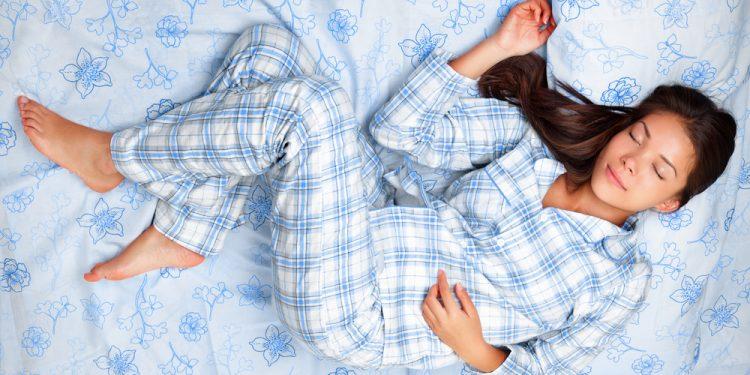 dormire dimagrendo: come funziona
