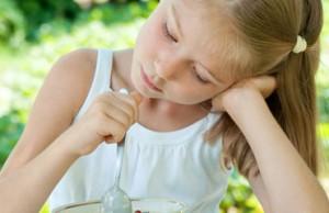 Come combattere l'inappetenza dei bambini