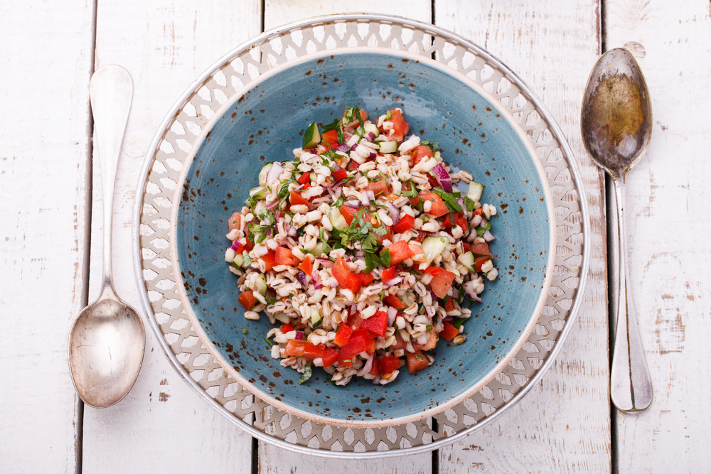 cereali : benefici e ricette