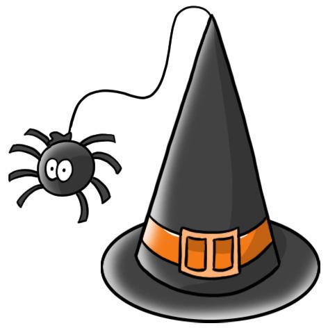 Cappello da strega