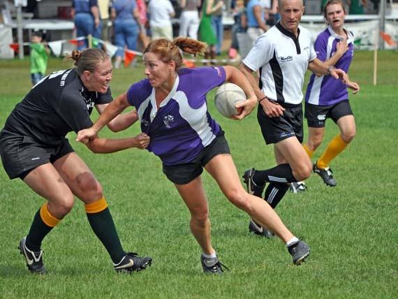 sport brucia grassi rugby