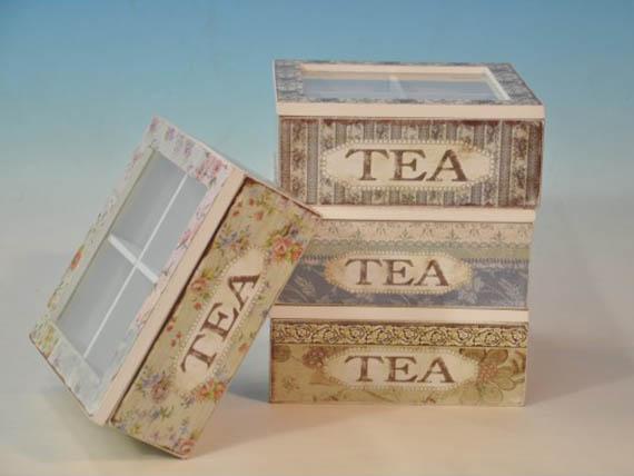 Le idee regalo per lei: la scatola portatisane