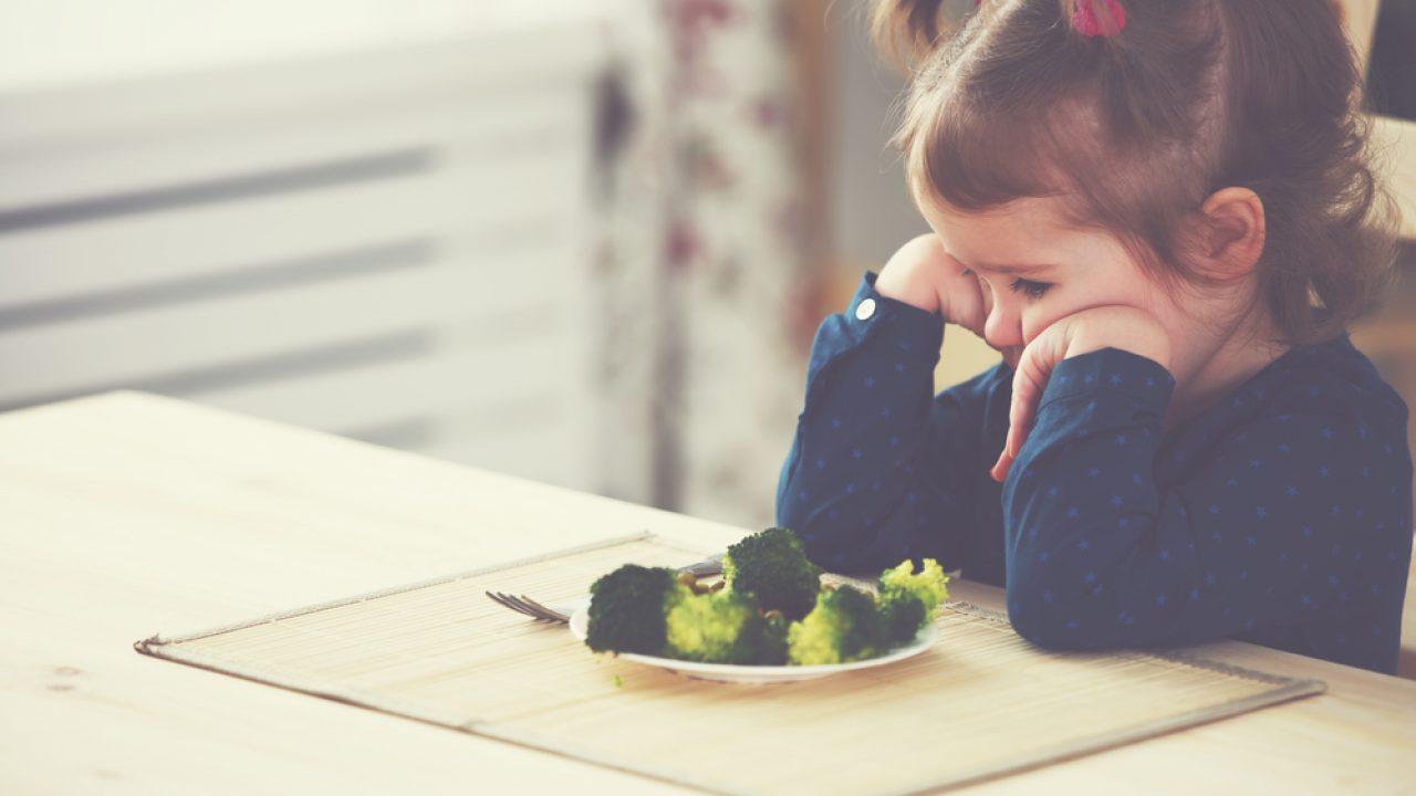Bambino 2 Anni Non Mangia.Neofobia E Bambini Come Affrontarla E Risolverla Melarossa