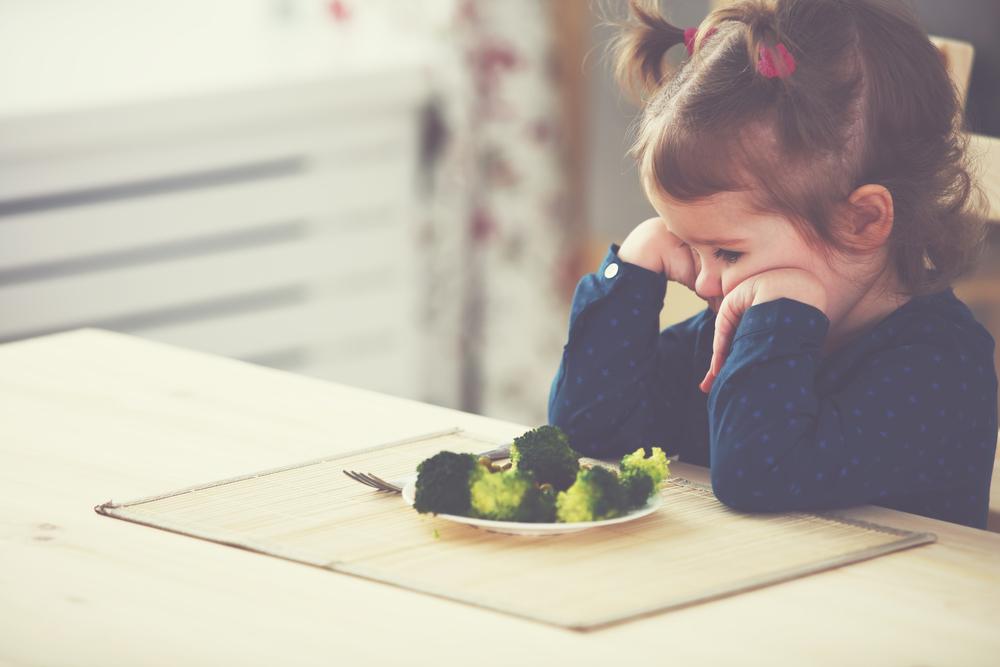neofobia bambini: come affrontare il problema