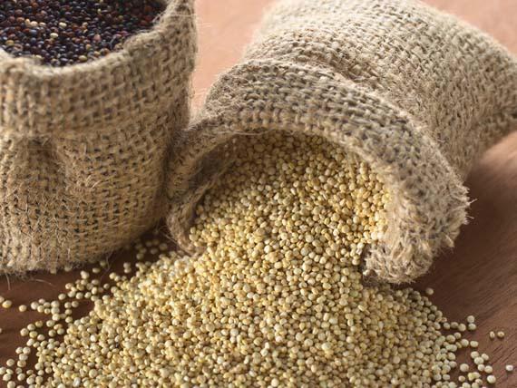 Quinoa. I cereali: più energia con leggerezza