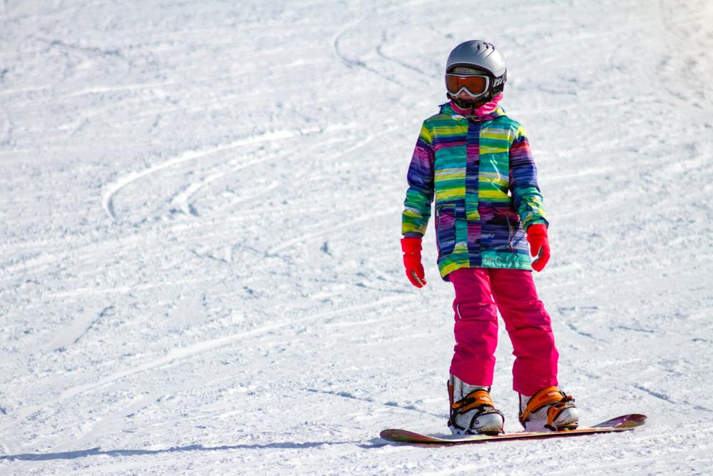 snowboard: benefici per i ragazzi