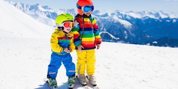 sport invernali per bambini