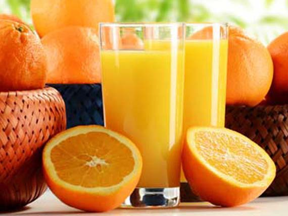 arance, calcio crescere vivere sani