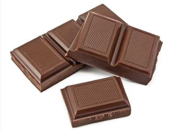 cioccolato al latte, calcio crescere vivere sani