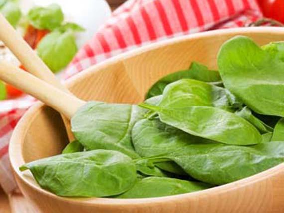 spinaci, calcio crescere vivere sani