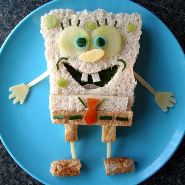 Spongebob per Carnevale