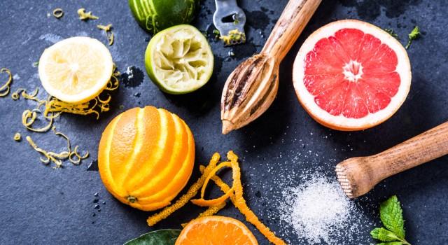 frutta e verdura: meglio con o senza bucia
