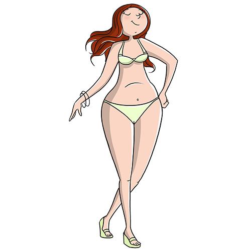 allenamento per dimagrire in base al proprio fisico