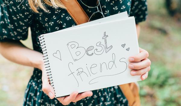 scopri come le amiche ti rendono speciale