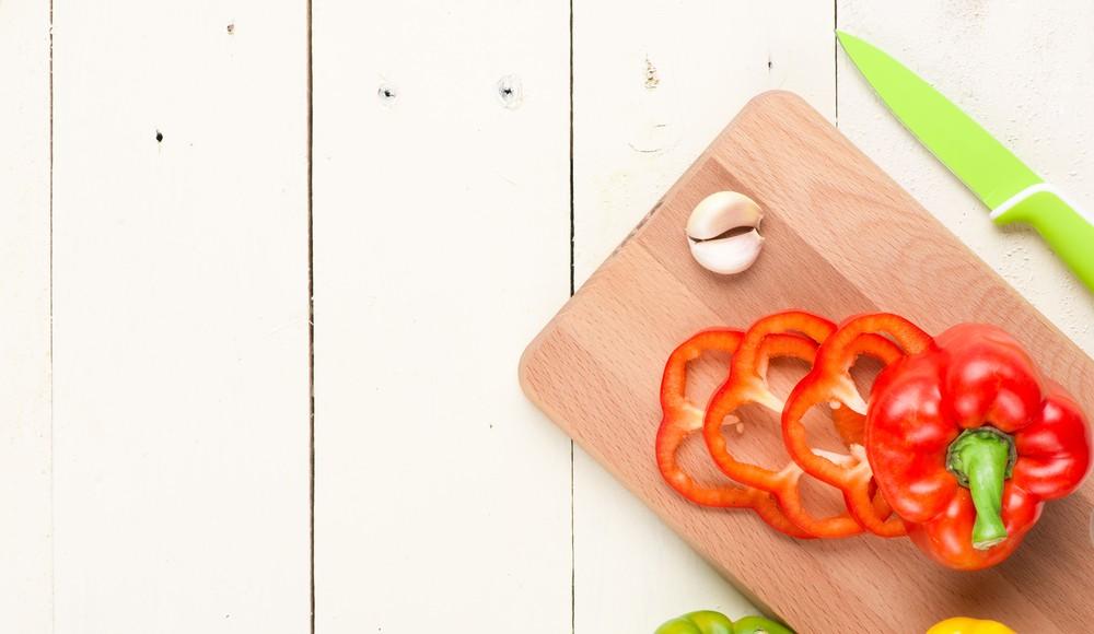come rendere i peperoni più digeribili