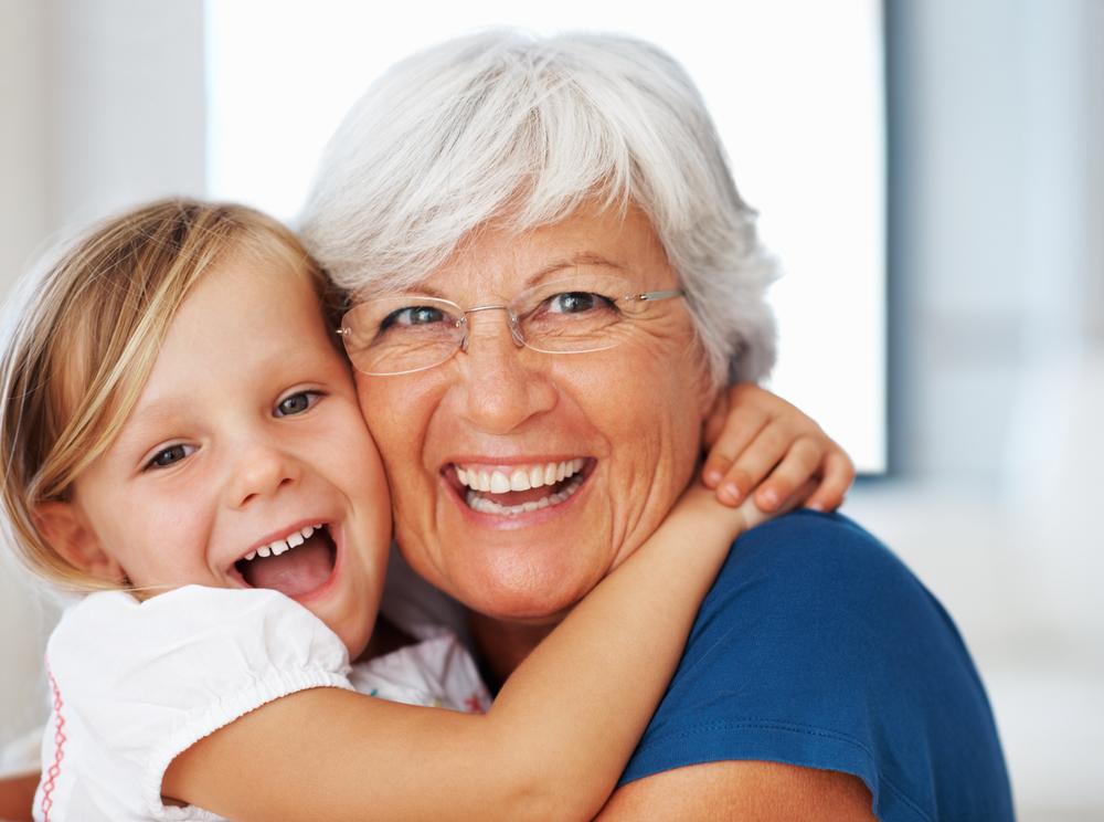 l'amica di una donna la nonna
