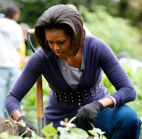 orto Michelle Obama