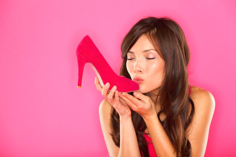 le scarpe le migliori amiche di una donna