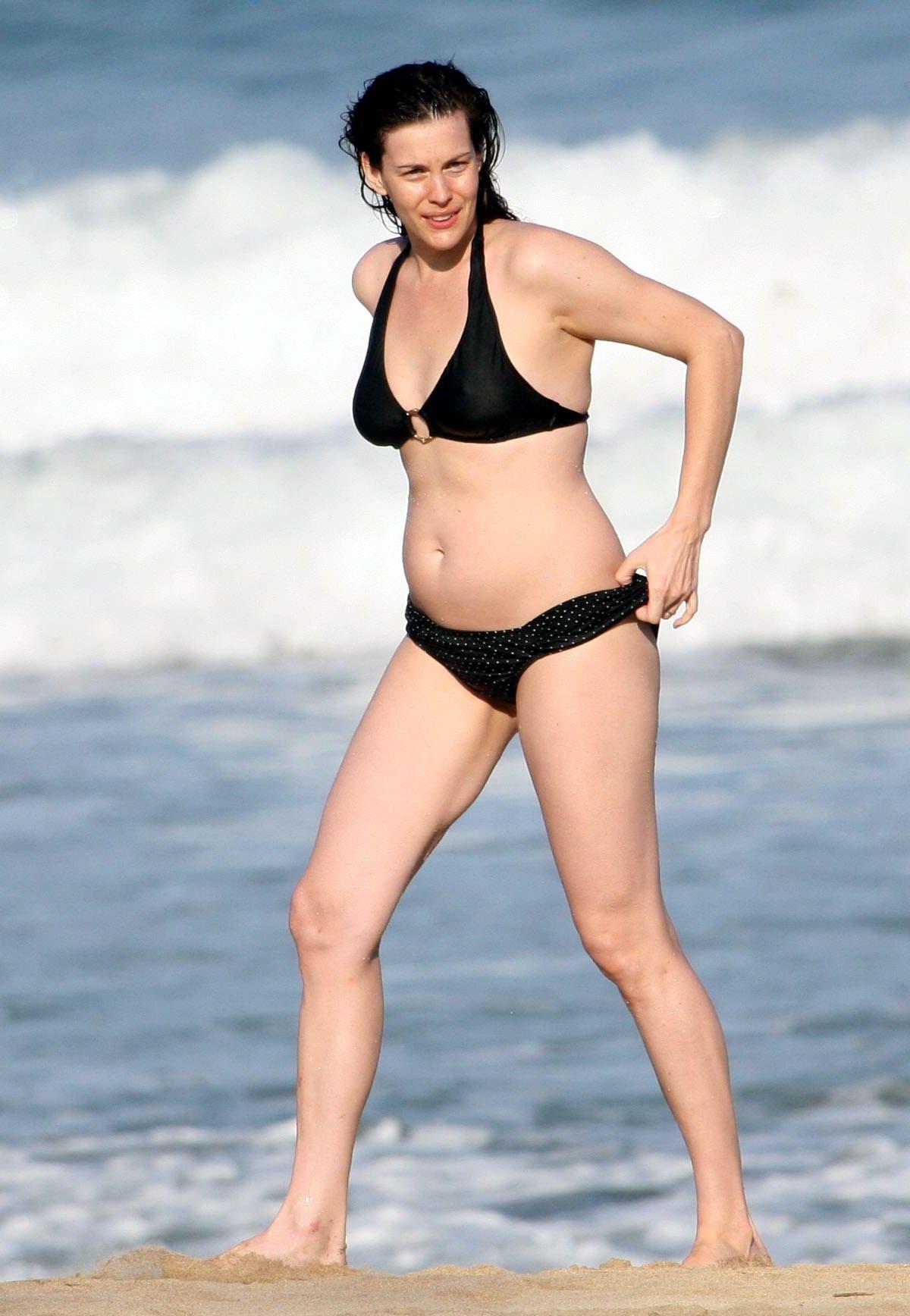 Liv Tyler star con qualche kg in più