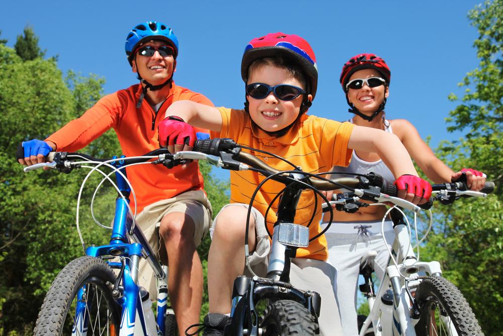ciclette da fare con tuo figlio