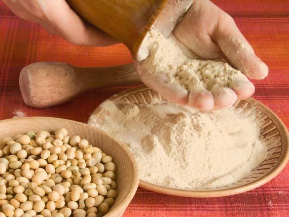 farina-soia
