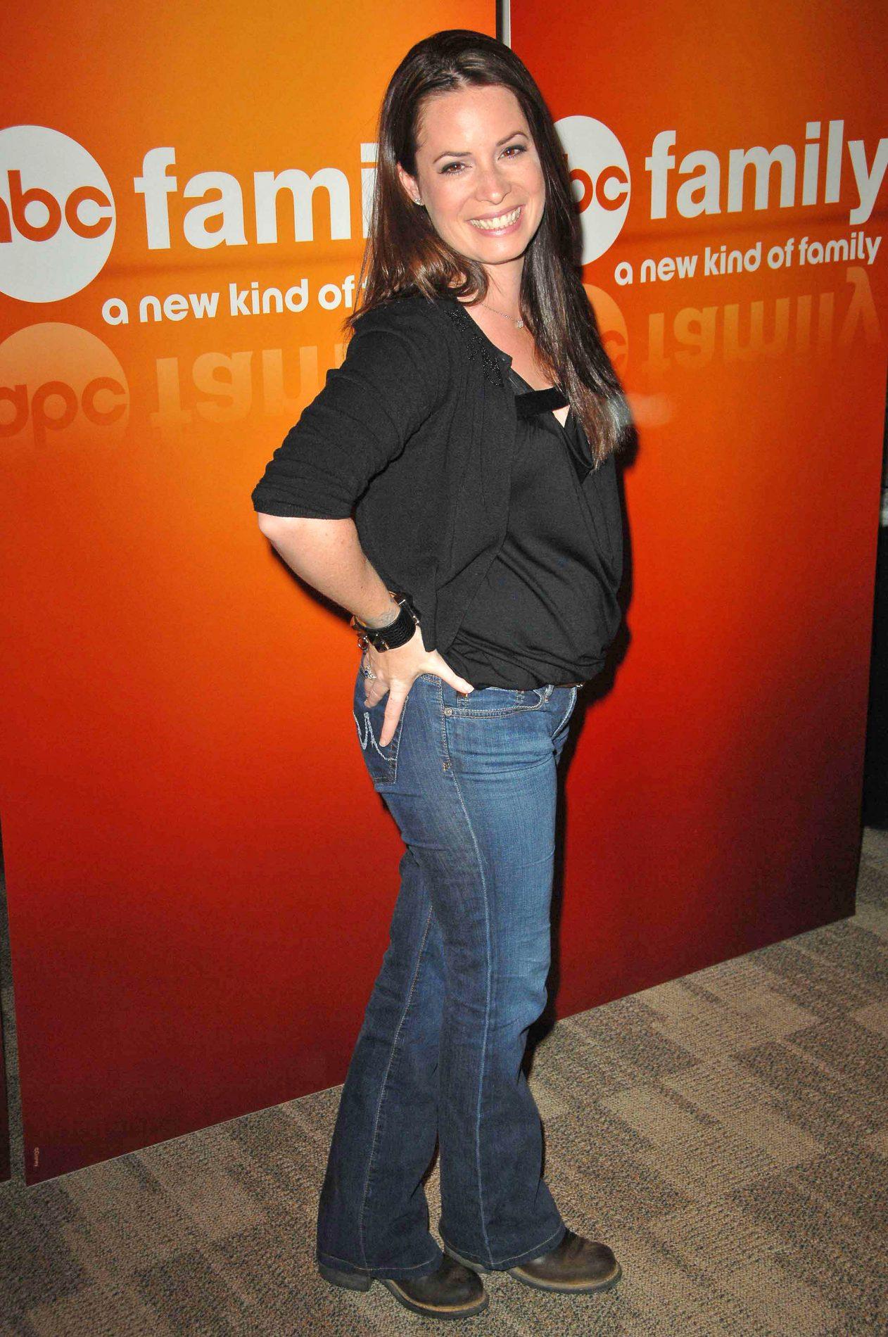 Holly Marie Combs star con qualche kg in più