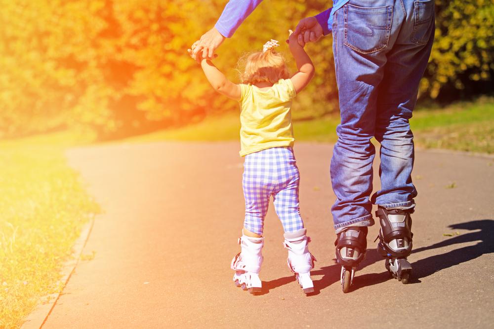 roller da fare con tuo figlio