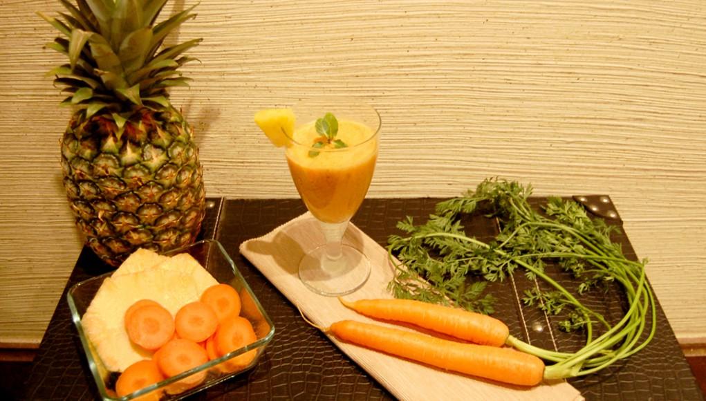 Smoothies, i frullati del benessere. smoothie contro il bruciore di stomaco