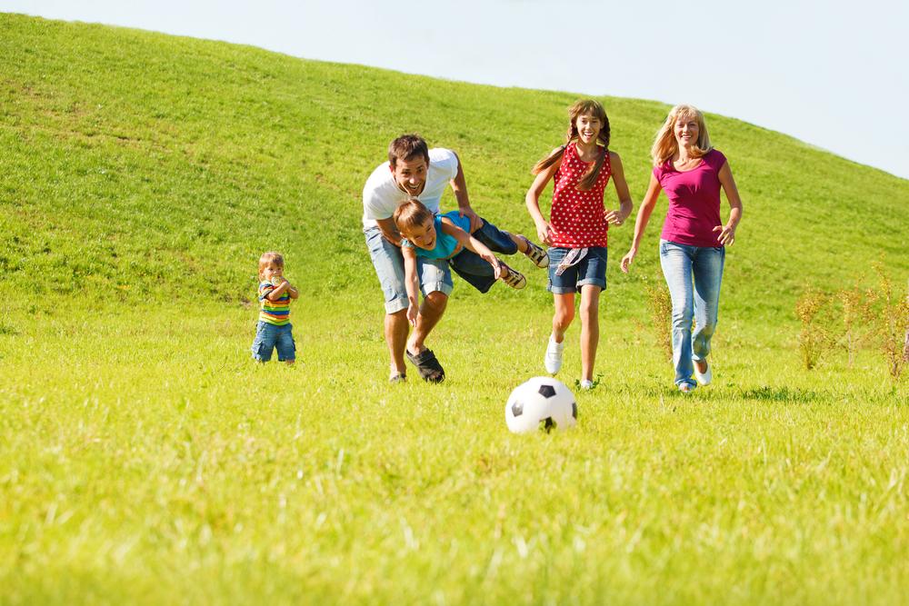 Gli sport da fare con i figli