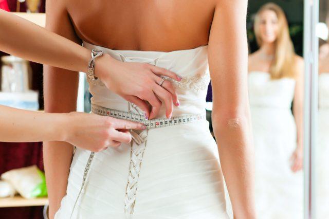 i consigli per arrivare in forma al matrimonio