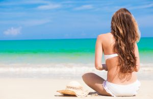 consigli per avere capelli belli al mare