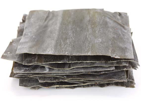 Kombu. Alghe, alimenti ricchi di salute