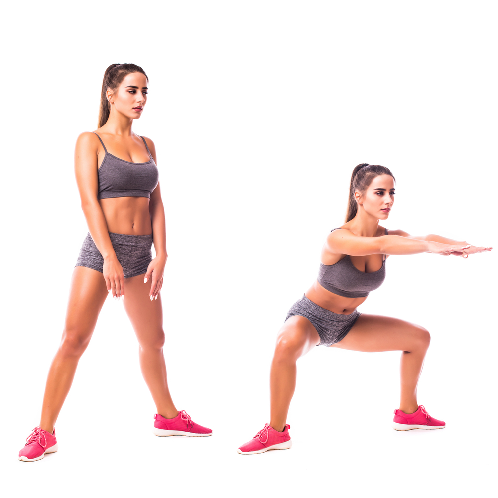 25 minuti workout squat sumo