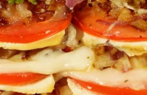 La ricetta delle lasagne di tofu con parmigiana