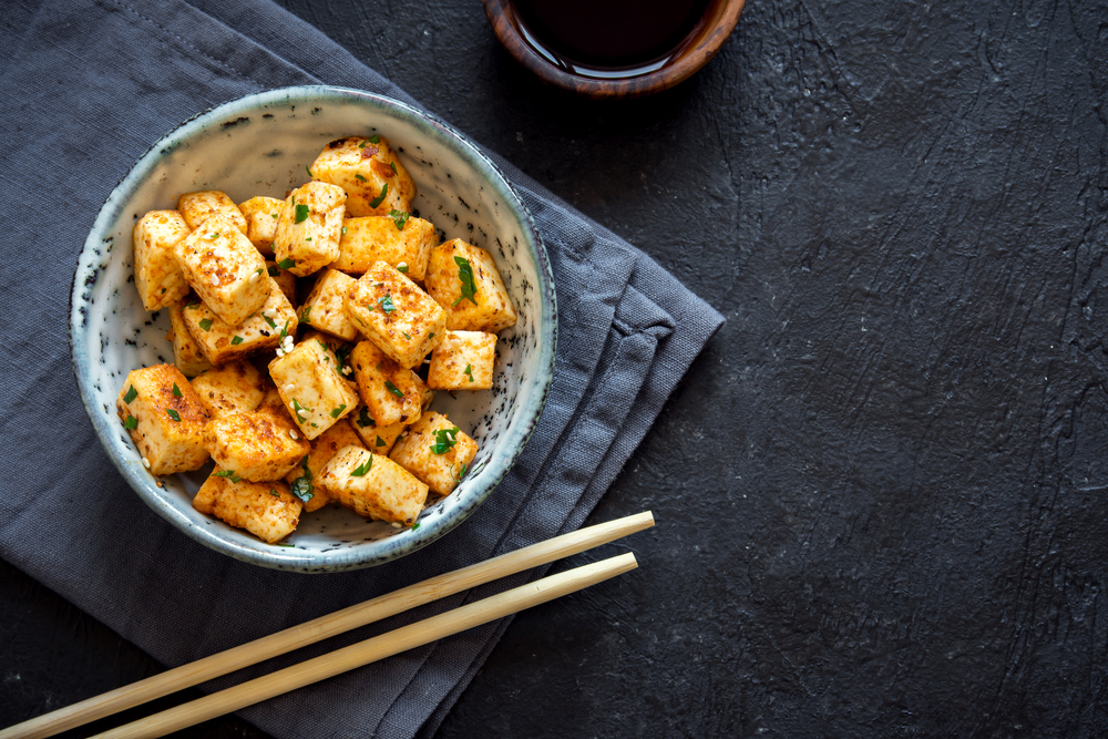10 ricette con tofu, seitan e tofu