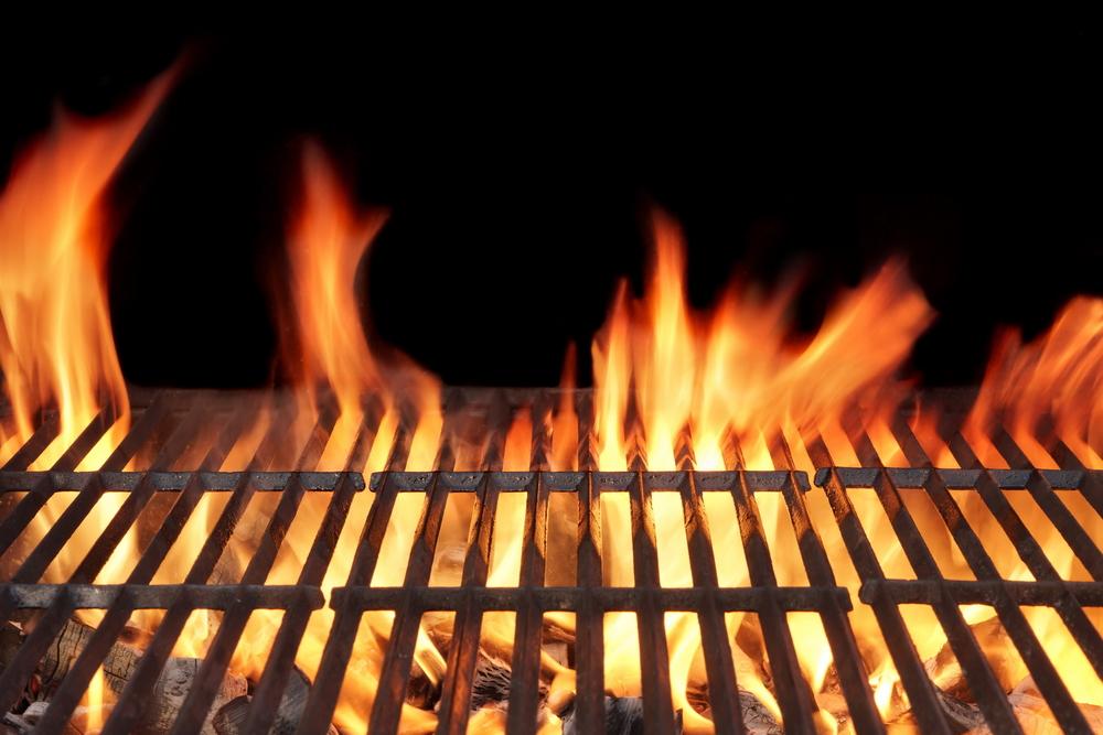 barbecue: come preparare la brace