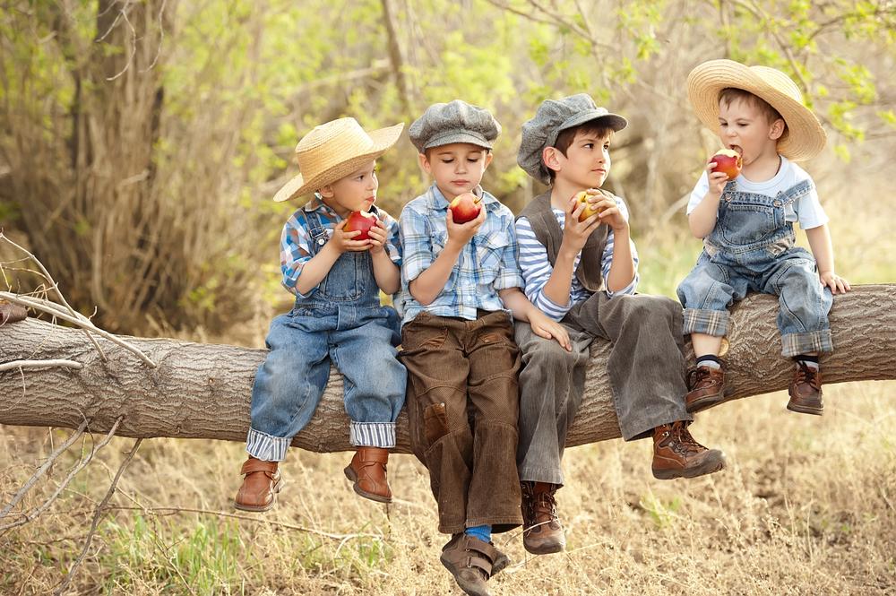 trucchi per fare mangiare la frutta ai bambini