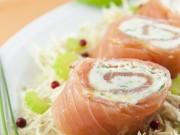 La ricetta dei rotolini di salmone e ricotta