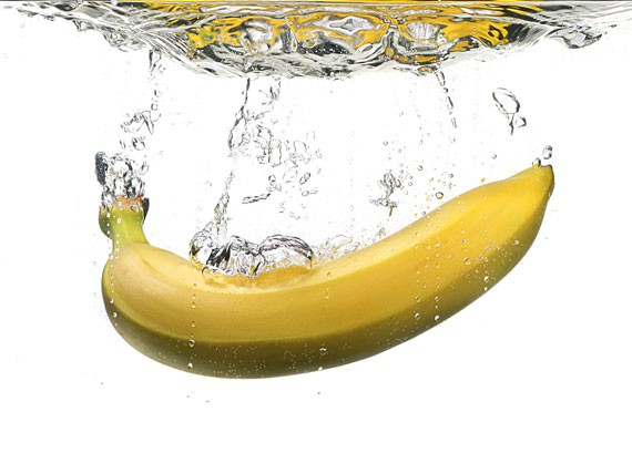 Banane. I cibi che potenziano l'intelligenza