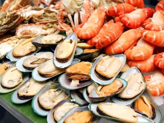 frutti di mare La dieta per capelli e unghie sani