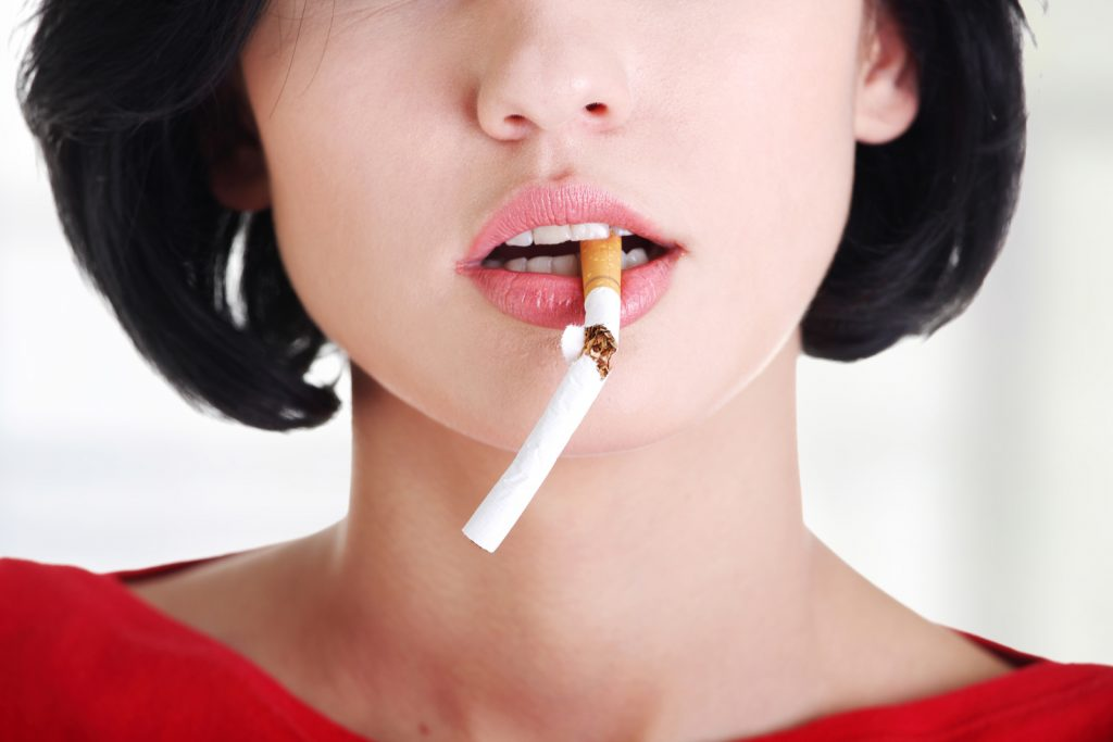 smettere di fumare: perchè fa ingrassare